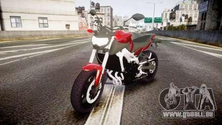 Yamaha MT-09 für GTA 4