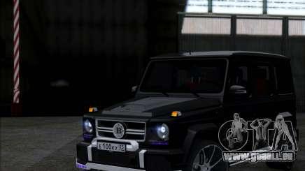 Brabus B65 Angry pour GTA San Andreas