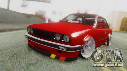 BMW M3 E30 B. O. de la Construction pour GTA San Andreas
