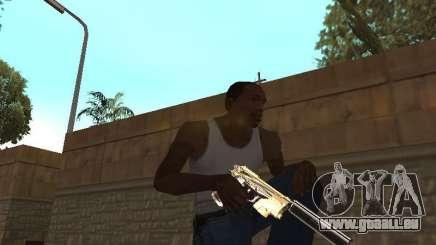 Chameleon Weapon Pack für GTA San Andreas