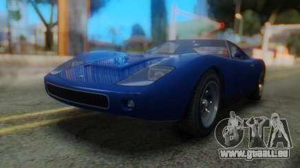 GTA 5 Pegassi Monroe IVF pour GTA San Andreas