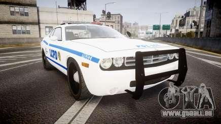 Dodge Challenger LCPD [ELS] für GTA 4