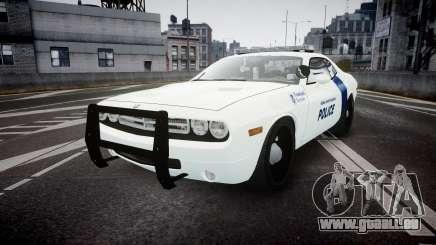 Dodge Challenger Homeland Security [ELS] pour GTA 4