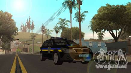 Skoda Octavia Scout DPS Ukraine v2 pour GTA San Andreas
