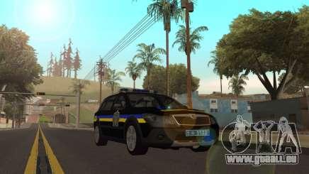 Skoda Octavia Scout DPS Ukraine v2 für GTA San Andreas