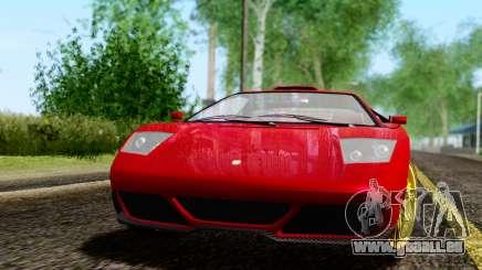Pegassi Infernus Cento Miglia pour GTA San Andreas