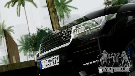 Range Rover Vogue Lumma Stratech pour GTA San Andreas