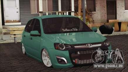 Lada 2118 Kalina 2 für GTA San Andreas