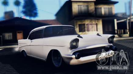 Chevrolet Bel Air 1957 FF Style pour GTA San Andreas