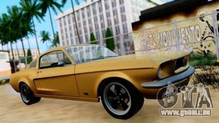 Shelby Mustang GT 1967 für GTA San Andreas