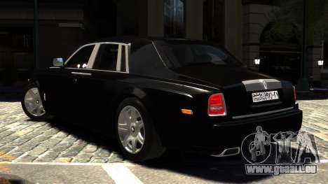 Rolls-Royce Phantom 2013 v1.0 für GTA 4 linke Ansicht