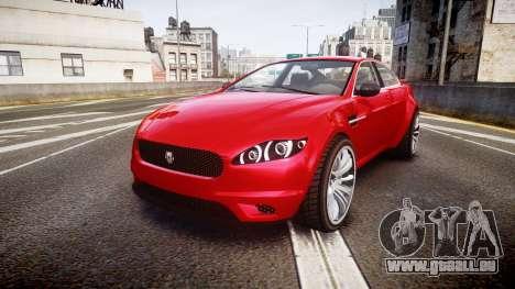 GTA V Ocelot Jackal liberty city plates für GTA 4
