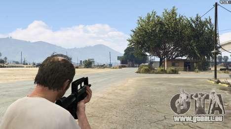 GTA 5 Famas F1 Siebter Screenshot