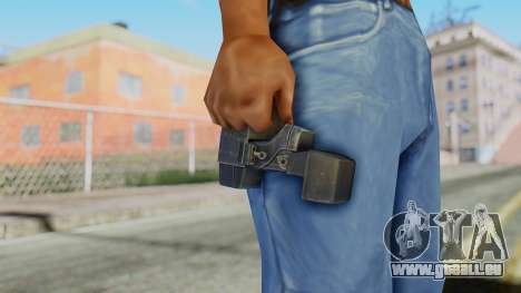 Camera from Silent Hill Downpour für GTA San Andreas dritten Screenshot