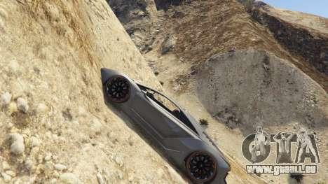 GTA 5 Sticky Underwater Cars deuxième capture d'écran