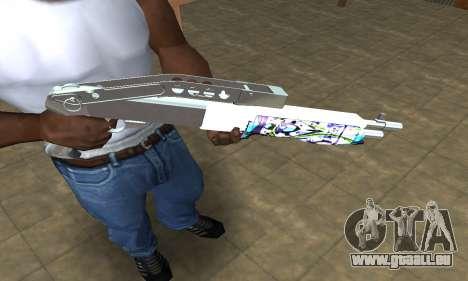 Graf Spas-12 pour GTA San Andreas