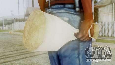 Red Dead Redemption Money pour GTA San Andreas deuxième écran
