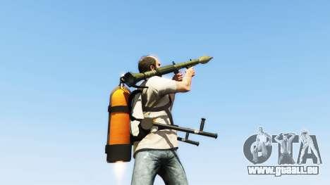GTA 5 Jetpack v1.0.1 fünfter Screenshot
