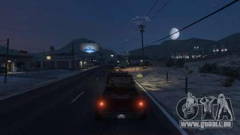 GTA 5 Realistic Vehicle Controls LUA 1.3.1 deuxième capture d'écran