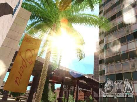 Jungles ENB v1.0 pour GTA San Andreas