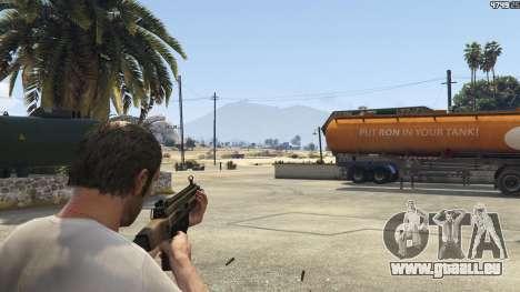 GTA 5 Battlefield 4 CZ805 dritten Screenshot
