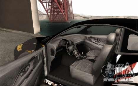 Mitsubishi Eclipse GSX NFS Prostreet für GTA San Andreas rechten Ansicht