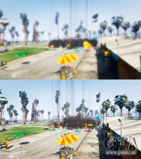 GTA 5 Frappe aérienne v1.2 deuxième capture d'écran