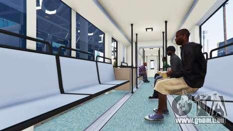 GTA 5 De nouvelles textures tramways troisième capture d'écran