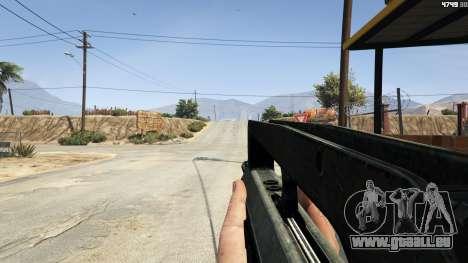 GTA 5 Famas F1 dritten Screenshot