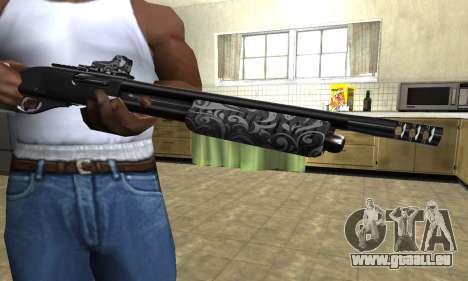 Sawn-Off Shotgun pour GTA San Andreas
