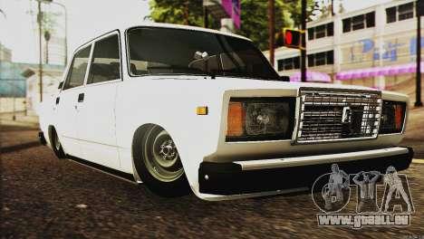 VAZ 2107 E-Design für GTA San Andreas