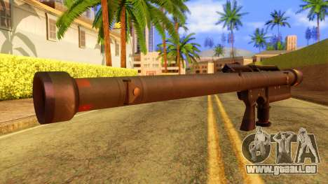 Atmosphere Stinger für GTA San Andreas zweiten Screenshot