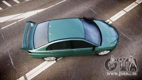 GTA V Karin Kuruma gloss paint für GTA 4 rechte Ansicht