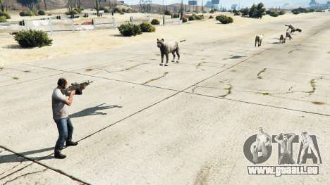 Animal Cannon v1.1 pour GTA 5