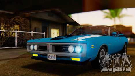 Dodge Charger Super Bee 426 Hemi (WS23) 1971 IVF pour GTA San Andreas