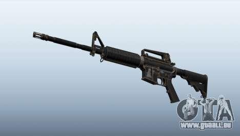 GTA 5 M4A1 dritten Screenshot