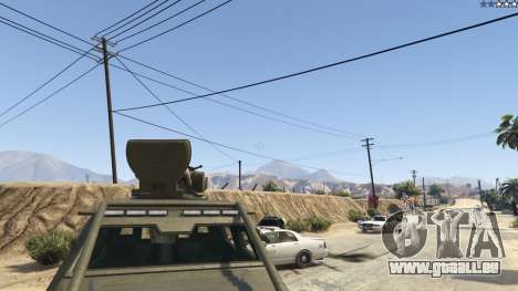 GTA 5 Control Heist Vehicles Solo [.NET] 1.4 dritten Screenshot