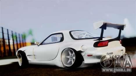 Mazda RX-7 (FD) für GTA San Andreas