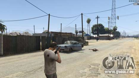 GTA 5 Bullet Time Mod [.NET] 1.2 quatrième capture d'écran