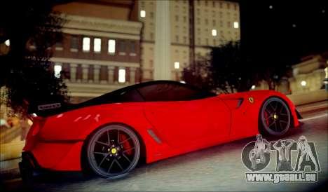 ENBR v2.0 for SA:MP pour GTA San Andreas deuxième écran