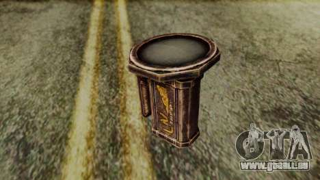 Forensic Flashligh from Silent Hill Downpour pour GTA San Andreas