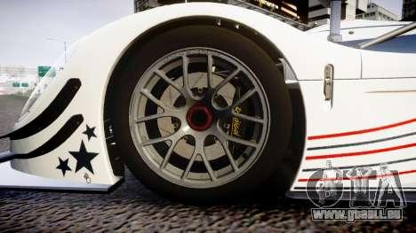 Radical SR8 RX 2011 [8] pour GTA 4 Vue arrière