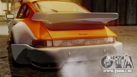 Porsche 911 Turbo (930) 1985 Kit C PJ pour GTA San Andreas