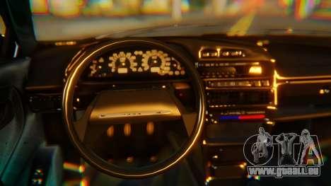VAZ 2108 Stoke für GTA San Andreas rechten Ansicht