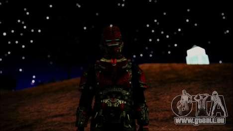 ENBTI for High PC für GTA San Andreas achten Screenshot