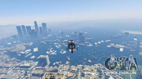 Tsunami pour GTA 5