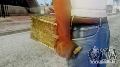 Red Dead Redemption Detonator pour GTA San Andreas troisième écran