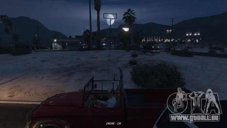 GTA 5 Realistic Vehicle Controls LUA 1.3.1 sixième capture d'écran