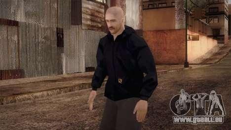 Mercenaire de la mafia pour GTA San Andreas