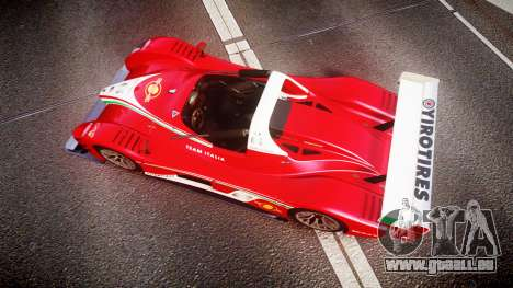 Radical SR8 RX 2011 [6] pour GTA 4 est un droit